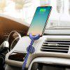 Baseus O-type Car Mount Cable 2.1A 0.8M for iPhone - BLUE