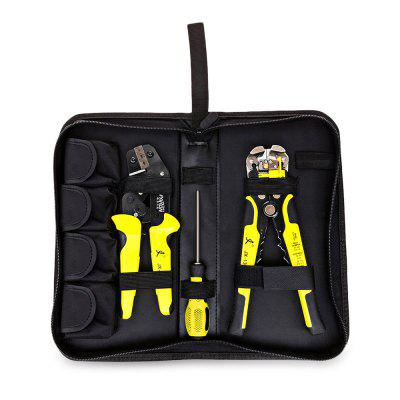 PARON JX - D4301 Multifunctional Ratchet Crimping Tool