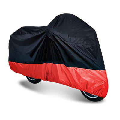 180T Outdoor Universal Protective Motorcycle Cover