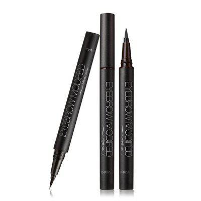 Menow E14002 Makeup Waterproof Eyebrow Liner EnhancerEyebrow Makeup<br>Menow E14002 Makeup Waterproof Eyebrow Liner Enhancer<br><br>Feature: Natural<br>Formulation: Pencil<br>Net Content(ml): 1.2g<br>Package Content: 1 x Eyebrow Pencil<br>Package size (L x W x H): 12.00 x 2.50 x 1.20 cm / 4.72 x 0.98 x 0.47 inches<br>Package weight: 0.0510 kg<br>Product weight: 0.0150 kg<br>Waterproof / Water-Resistant: Yes