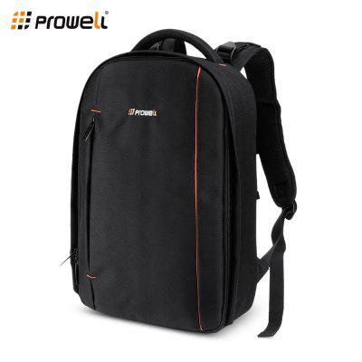 PROWELL DC22035 Camera Backpack Travel Daypack