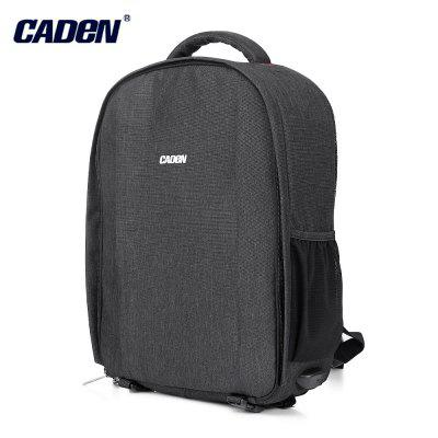 Caden D10 Water Resistant Camera Backpack Travel Daypack
