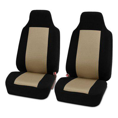 Pair of Car Seat Covers Front for Truck SUV Van