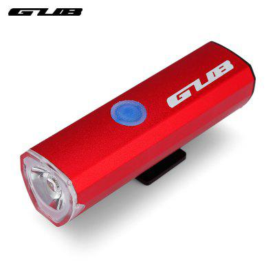 GUB 018 USB Rechargeable Bicycle Head Light Front Lamp