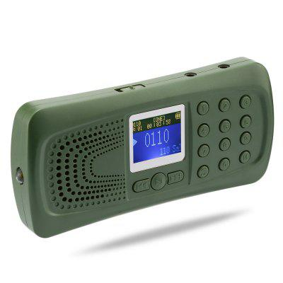 CP - 387 MP3 Player Hunting Bird Decoy Caller Device