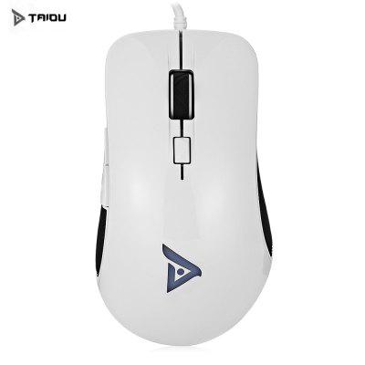 Taidu TSG301 Wired Gaming Mouse with Breathing LED