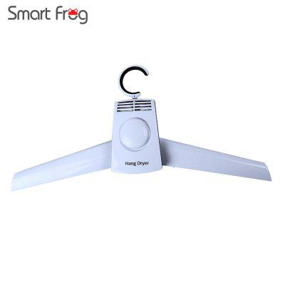 Smart Frog 2 in1 Vestuário Portátil Drying Hanger Shoes Dryer
