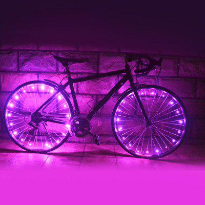 Wheelight A02 LED Bicycle Wheel Spoke Light String