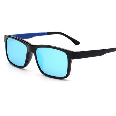 Unisex Magnetic Absorbing Polarized GlassesMens Sunglasses<br>Unisex Magnetic Absorbing Polarized Glasses<br><br>Frame Color: Black<br>Frame Length: 144mm<br>Frame material: ABS<br>Gender: Unisex<br>Group: Adult<br>Lens height: 41mm<br>Lens material: Plastic<br>Lens width: 56mm<br>Package Contents: 1x Sunglasses Clipon , 1 x Frame<br>Package size (L x W x H): 14.00 x 5.00 x 1.00 cm / 5.51 x 1.97 x 0.39 inches<br>Package weight: 0.2000 kg<br>Style: Square<br>Temple Length: 135mm