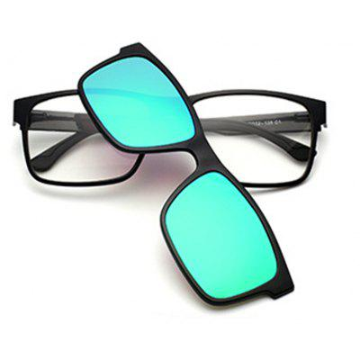 Unisex Magnetic Absorbing Polarized Glasses в магазине GearBest