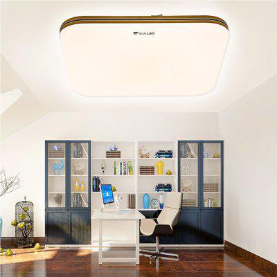 YANKON 26W LED Ceiling LightFlush Ceiling Lights<br>YANKON 26W LED Ceiling Light<br><br>Features: Eye Protection<br>Package Contents: 1 x LED Ceiling Lamp, 1 x Set of Accessories<br>Package size (L x W x H): 38.00 x 38.00 x 8.00 cm / 14.96 x 14.96 x 3.15 inches<br>Package weight: 1.1370 kg<br>Product size (L x W x H): 33.00 x 33.00 x 6.50 cm / 12.99 x 12.99 x 2.56 inches<br>Product weight: 0.7530 kg<br>Shade Material: Acrylic<br>Style: LED<br>Suggested Room Size: 10 - 15?<br>Suggested Space Fit: Bathroom,Bedroom,Living Room<br>Type: Ceiling Light