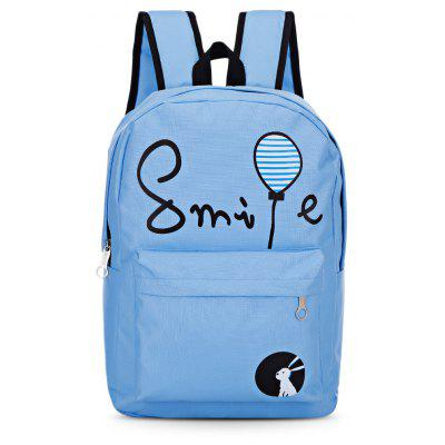 7pcs Cartoon Letter Printing Backpack Women School Bags dinosaur anti lost backpack for kids children backpack aminals kindergarten school bags for 1 4 years