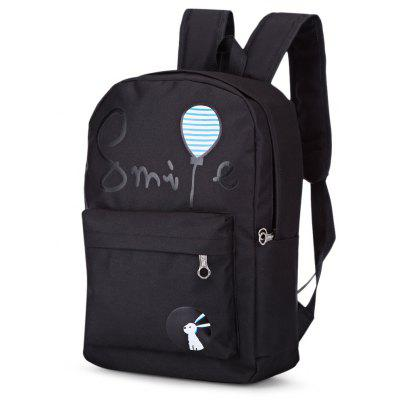7pcs Cartoon Letter Printing Backpack Women School BagsBackpacks<br>7pcs Cartoon Letter Printing Backpack Women School Bags<br><br>Backpack Capacity: 10~20L<br>For: Traveling<br>Material: Canvas, Polyester<br>Package Contents: 1 x Bag Set<br>Package size (L x W x H): 36.00 x 9.00 x 20.00 cm / 14.17 x 3.54 x 7.87 inches<br>Package weight: 0.8600 kg<br>Product weight: 0.6800 kg<br>Type: Backpack