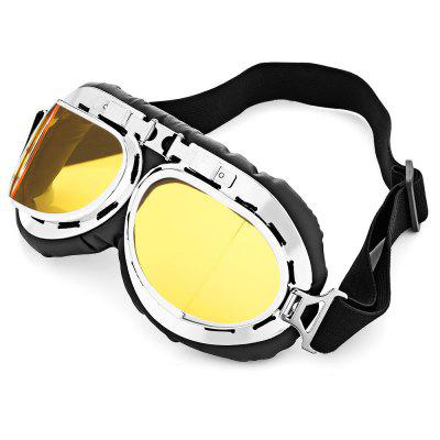 MDM - 001 Motorcycle Goggles Retro Anti-UV for Riding Sports