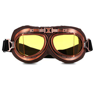 MDM - 002 Motorcycle Goggles Retro Anti-UV for Riding Sports