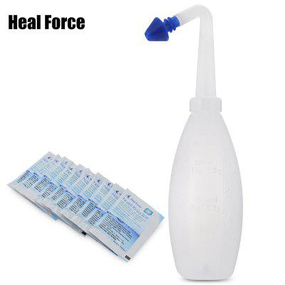 Heal Force Portable Adults Kids Nasal Irrigator Nose Wash Care