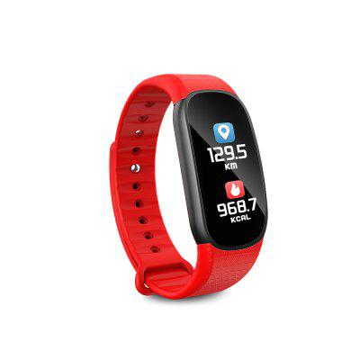 F603 Smart Digital Heart Rate Blood Press Monitor WristbandSmart Watches<br>F603 Smart Digital Heart Rate Blood Press Monitor Wristband<br><br>Alert type: Vibration<br>Band material: TPU<br>Bluetooth Version: Bluetooth 4.0<br>Case material: Plastic<br>Colors: Black,Blue,Red<br>Compatability: iOS 9.0 above, Android 4.4 above<br>Compatible OS: IOS, Android<br>Functions: Message, Music Player, Notification of app, Pedometer, Sleep management, SMS Reminding, Steps counting, Time, Measurement of heart rate, Incoming calls show, Distance recording, Date, Camera remote control, Calories burned measuring, Call reminder, Bluetooth dialing, Alarm Clock<br>Package Contents: 1 x Smart Bracelet, 1 x USB Charger, 1 x English and Chinese Manual<br>Package size (L x W x H): 8.00 x 13.00 x 3.10 cm / 3.15 x 5.12 x 1.22 inches<br>Package weight: 0.1080 kg<br>People: Unisex table<br>Product size (L x W x H): 25.00 x 2.30 x 0.90 cm / 9.84 x 0.91 x 0.35 inches<br>Product weight: 0.0380 kg<br>Screen type: OLED<br>Waterproof: Yes<br>Waterproof Rating: IP67