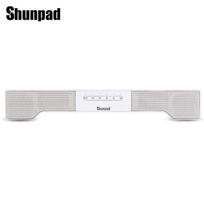 Shunpad P5MIC Desktop Wireless Bluetooth Soundbar Speaker