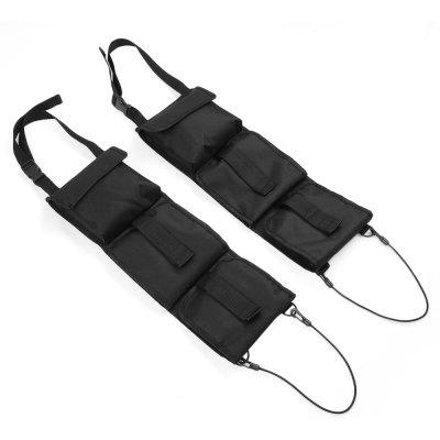 2PCS Multifunctional Lightweight Hunting Bag for Car Rear Seat