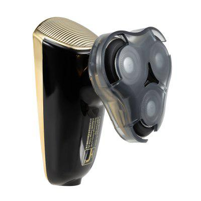 JINDING Electric RazorElectric Shavers<br>JINDING Electric Razor<br><br>Gender: Male<br>Package Content: 1 x Shaver (Battery Built-in), 1 x Cleaning Brush, 1 x Head Protection Cover, 1 x USB Cable, 1 x Bilingual Manual in Chinese and English<br>Package size (L x W x H): 8.50 x 8.50 x 13.00 cm / 3.35 x 3.35 x 5.12 inches<br>Package weight: 0.2280 kg<br>Power Type: Rechargeable<br>Product weight: 0.1220 kg