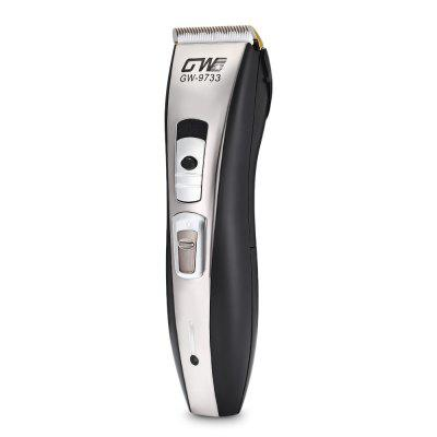 Guowei GW - 9733 Powerful Electric Hair Trimmer Clipper kemei1832 rechargeable hair trimmer electric hair clipper