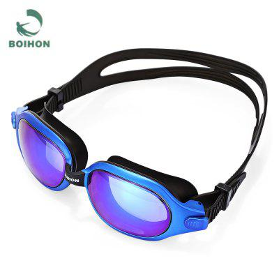 BOIHON BH017 Anti-fog UV Protection HD Vision Swimming Goggles