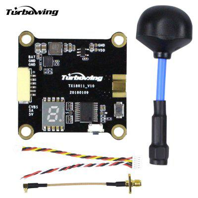 Turbowing Cyclops TX18011 Transmitter with Antenna