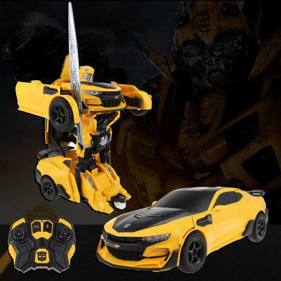 Newqida Transformers Bumblebee Robot Car 2018 new transformers building blocks bumblebee optimus prime puzzle assembled toys gifts for children