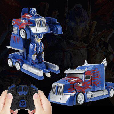 Фото Newqida Transformers Optimus Prime Robot Car