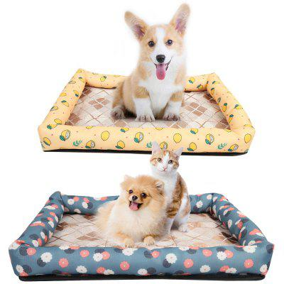 Cat Dog Bed House Pet Sleeping BagAquarium Decor<br>Cat Dog Bed House Pet Sleeping Bag<br><br>Applicable Dog Breed: Small Dog<br>Package Contents: 1 x Pet Bed<br>Package Size(L x W x H): 53.00 x 38.00 x 7.00 cm / 20.87 x 14.96 x 2.76 inches<br>Package weight: 0.3700 kg<br>Product Size(L x W x H): 52.00 x 37.00 x 6.00 cm / 20.47 x 14.57 x 2.36 inches<br>Product weight: 0.3400 kg