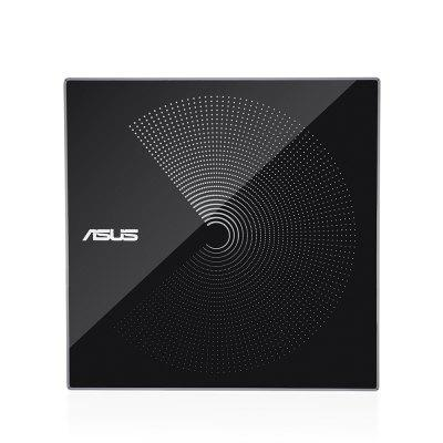 ASUS SDRW - 08D6S - U External Portable LightScribe USB 2.0 DVD DriveOptical Drives<br>ASUS SDRW - 08D6S - U External Portable LightScribe USB 2.0 DVD Drive<br><br>Brand: ASUS<br>Features: Portable, High Speed, Desktop<br>Interface: USB<br>Material: Aluminum Alloy<br>Model: SDRW - 08D6S - U<br>Package Contents: 1 x External DVD Drive, 1 x Recording Software, 1 x USB Cable, 1 x Multi-language Instruction Book<br>Package size (L x W x H): 18.00 x 7.00 x 18.50 cm / 7.09 x 2.76 x 7.28 inches<br>Package weight: 0.4400 kg<br>Product size (L x W x H): 14.10 x 14.10 x 2.00 cm / 5.55 x 5.55 x 0.79 inches<br>Product weight: 0.2630 kg<br>Type: External DVD Drives