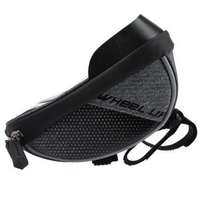 WHEELUP Bike Phone BagBike Parts<br>WHEELUP Bike Phone Bag<br><br>Package Contents: 1 x Bike Bag<br>Package Size(L x W x H): 21.00 x 12.00 x 11.00 cm / 8.27 x 4.72 x 4.33 inches<br>Package weight: 0.1600 kg<br>Product weight: 0.1320 kg