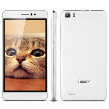 5.5'' TIMMY M12 IPS 3G Smartphone Android 5.1 MTK6580 1.3GHz Quad Core Mobile Phone Dual SIM 1GB RAM 8GB ROM Cellphone Smart Wake Air Gesture White