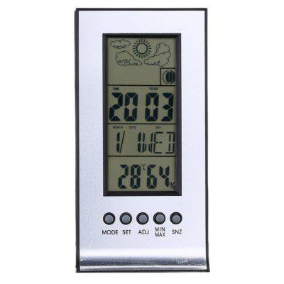 TS-H129G Weather Station Clock