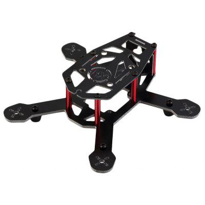 H150 150mm 4-axis Glass Fiber Quadcopter Frame Kit Accessory for DIY Pleasure