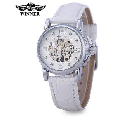 Winner H036L Women Automatic Mechanical Watch