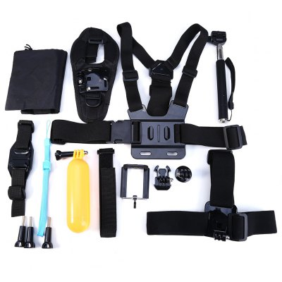 14 in 1 Outdoor Sports Action Camera Accessories Set