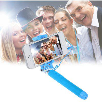 icanany RK-Mini4 Portable Selfie Monopod with Sync Fill-in Flash