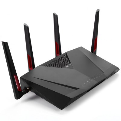 ASUS RT-AC88U Wireless Router h 3 c rt msr900 ac h3 enterprise class 3g router