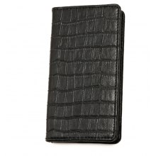 Full Body Genuine Leather Case with Card Slots for UHANS U200