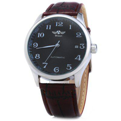 Winner W062 Men Automatic Mechanical Watch