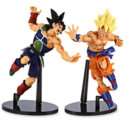 Classic Animation Dragon Ball Characteristic Figure Model Figurine 2Pcs / Set
