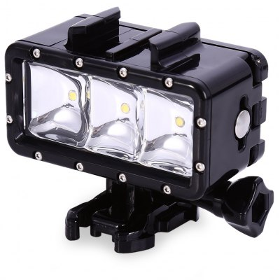 2.8W 300LM Waterproof Video Light