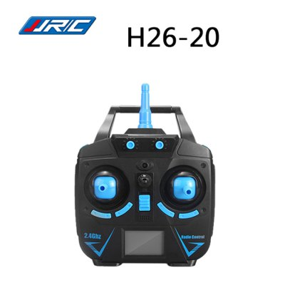 2.4G Transmitter Fitting for JJRC H26 H26D H26W Quadcopter DIY