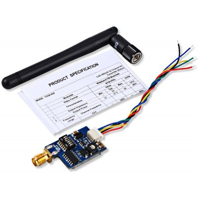 TX58 - 600 5.8G 600mW 32CH Wireless Transmitter Multirotor Spare Part