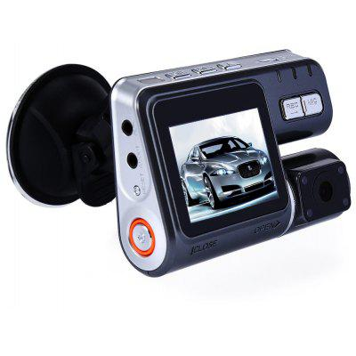 Dual Lens Car DVR Camera Video Recorder
