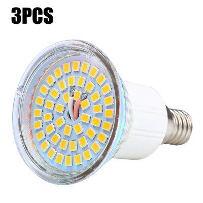 3 x SZFC 3W E14 SMD 2835 380LM LED Spot Light