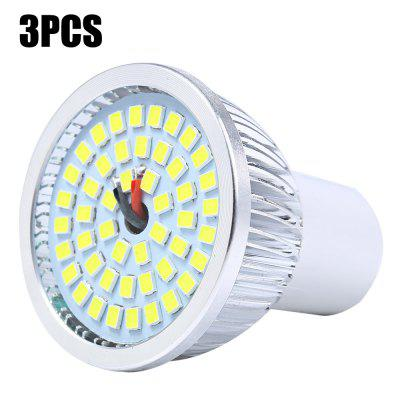 3pcs SZFC GU5.3 4W SMD 2835 460Lm LED Spot Light
