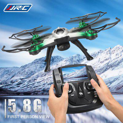 JJRC H29G 5.8G FPV 2.0 Mega Pixel 2.4G 4CH 6 Axis Gyro Quadcopter / One Key Automatic Return with Light