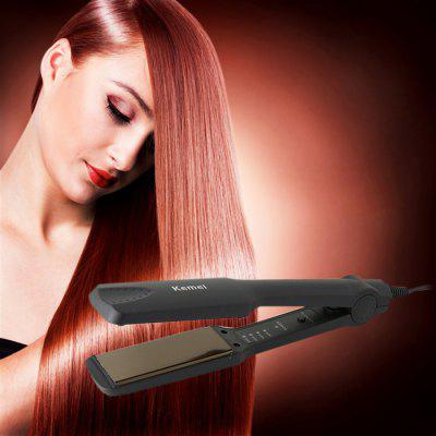 KEMEI KM-329 Professional Electric Hair StraightenerHair Care<br>KEMEI KM-329 Professional Electric Hair Straightener<br><br>Application: Hair<br>Category: Hair Straightener<br>Occasion: Daily<br>Package Contents: 1 x Hair Straightener, 1 x English User Manual<br>Package size (L x W x H): 31.00 x 8.20 x 6.10 cm / 12.2 x 3.23 x 2.4 inches<br>Package weight: 0.4300 kg<br>Power (W): 35<br>Product size (L x W x H): 25.00 x 3.50 x 4.20 cm / 9.84 x 1.38 x 1.65 inches<br>Product weight: 0.2680 kg<br>Season: All seasons<br>Type: Electric<br>Voltage input : 220V